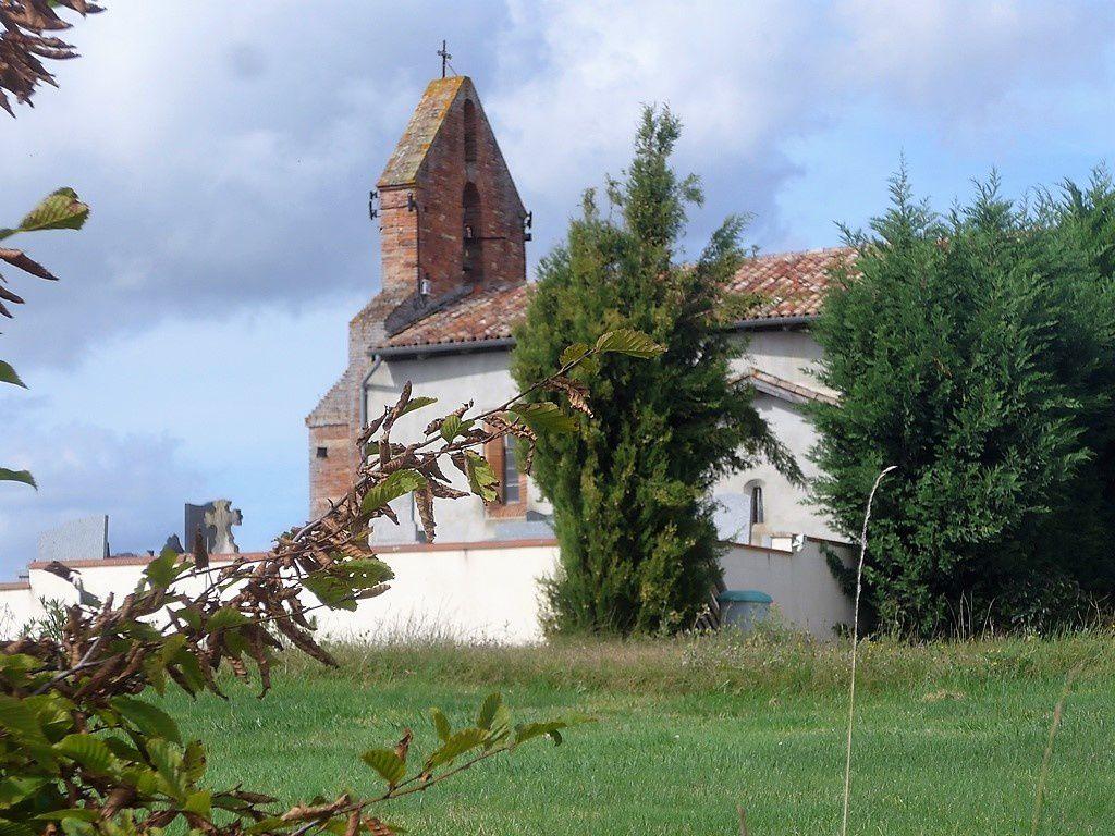 L'église Notre-Dame d'Espis.