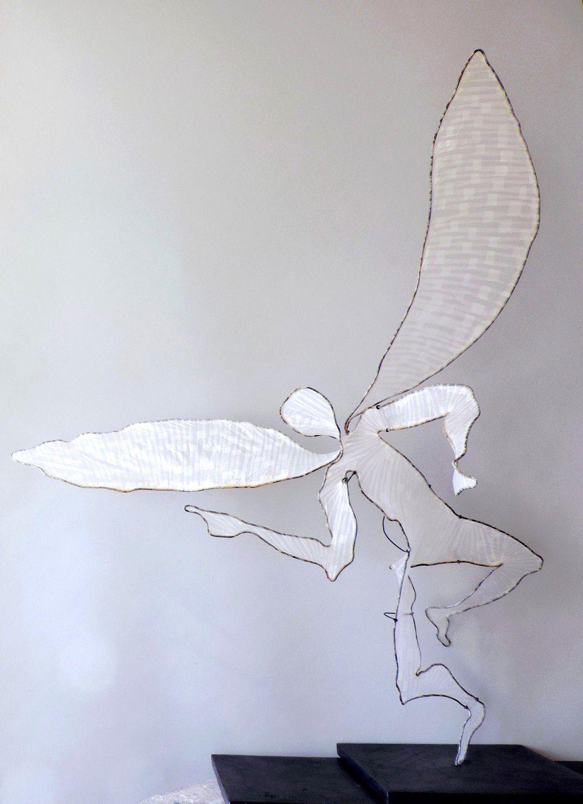 L'Ange   h : 120 cm