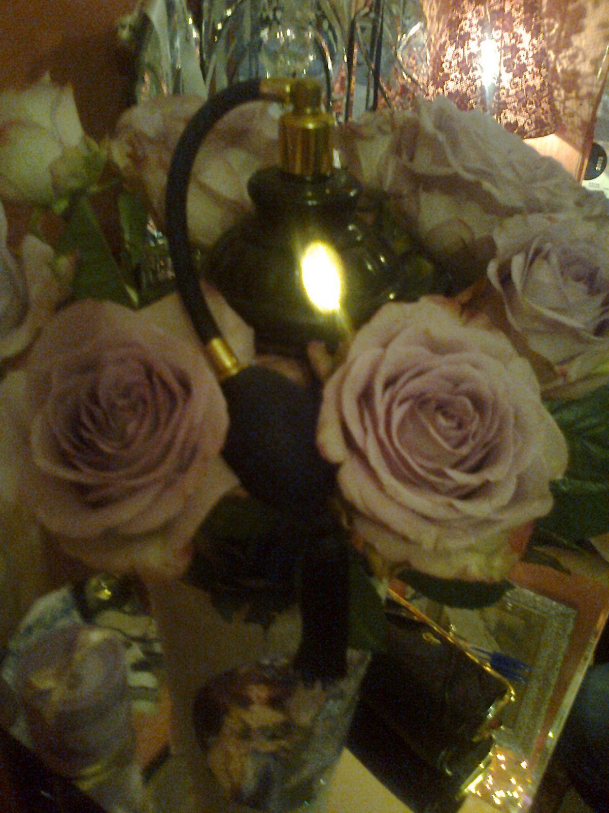 Violette Divine PARFUMS BERDOUES