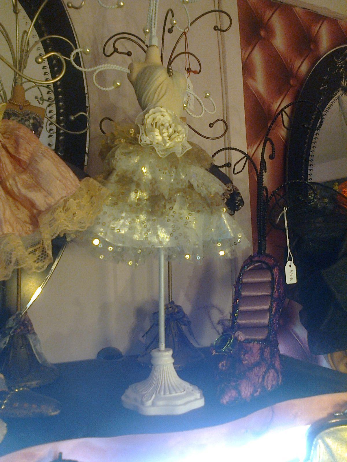 Des Porte-Bijoux rétro, vintage et glamour
