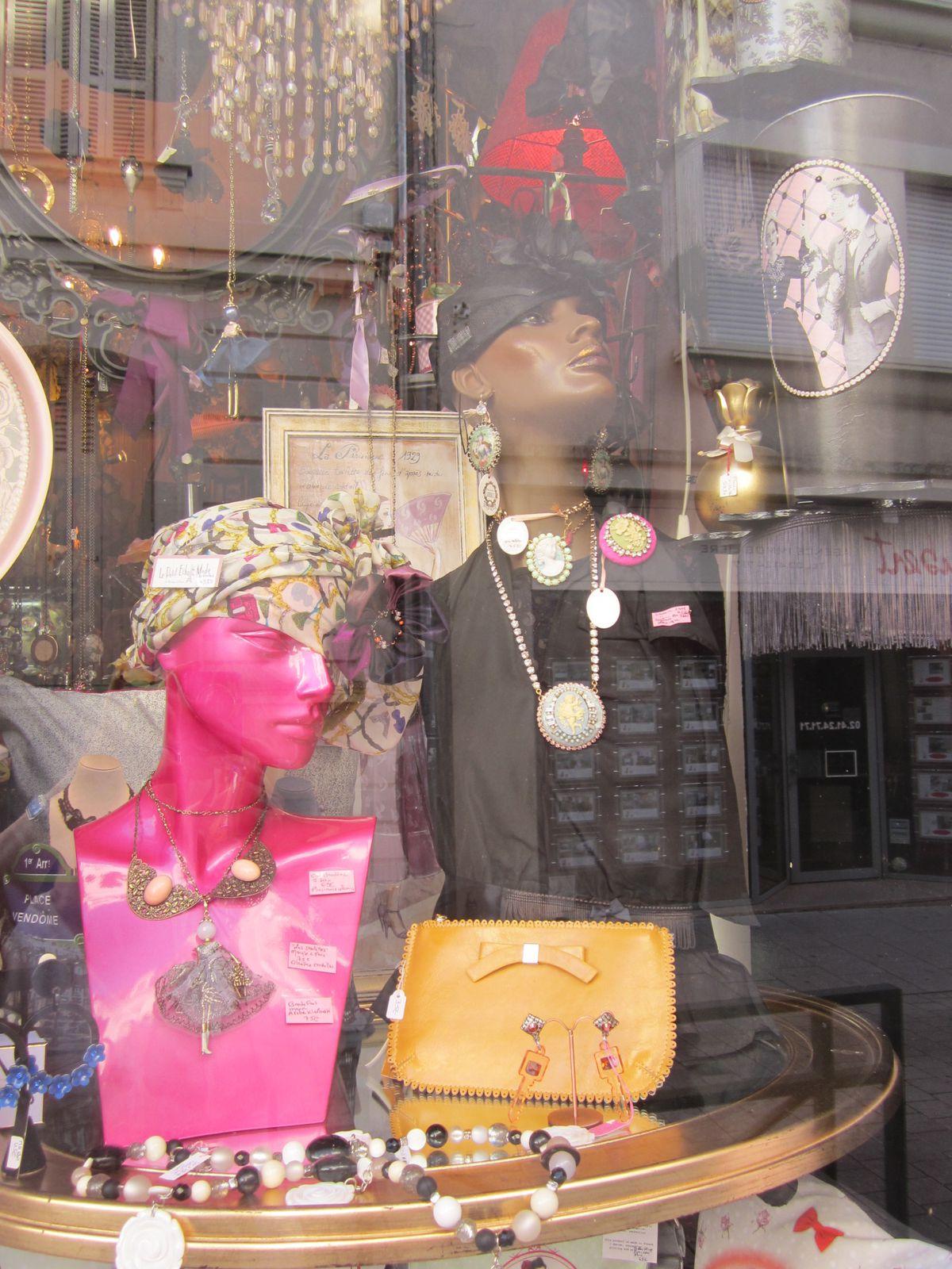 Bijoux SOPHIE GOETSCH, GALERIE LERIQUE et MARYSE à PARIS