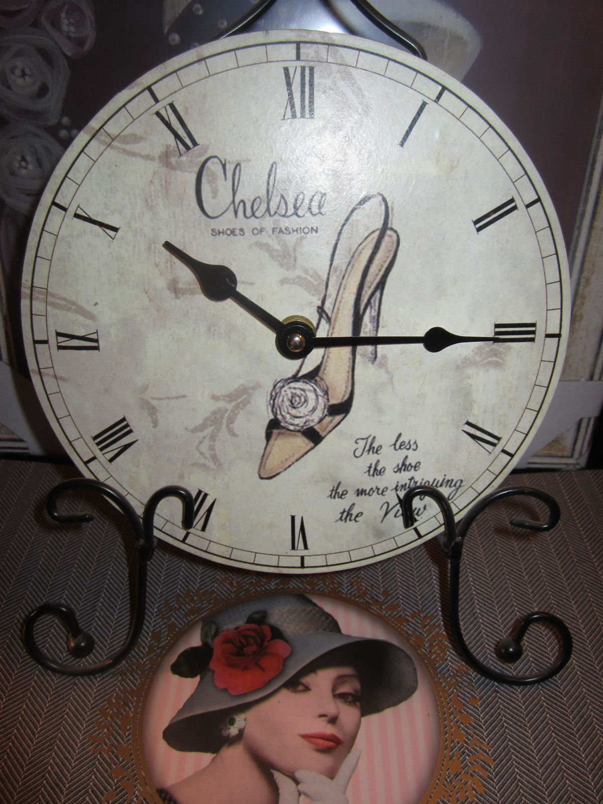 Horloge à pose Collection CHELSEA de SILEA