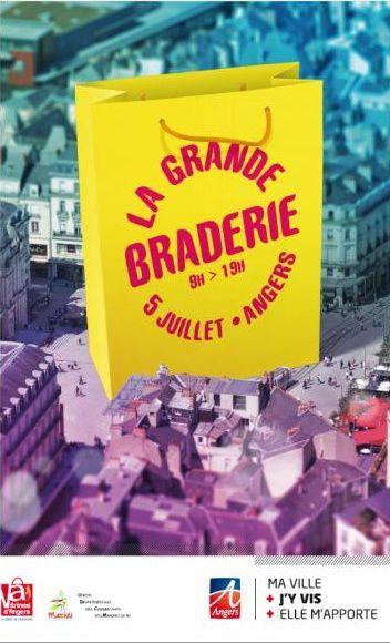La GRANDE BRADERIE D'ANGERS