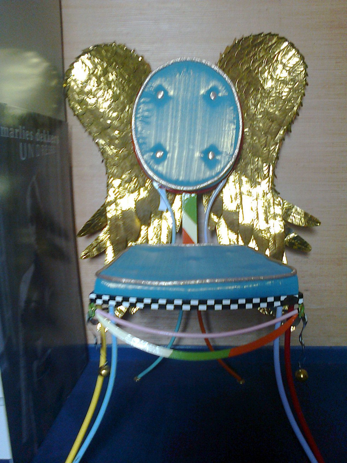 CHAISE AILES D'ANGE
