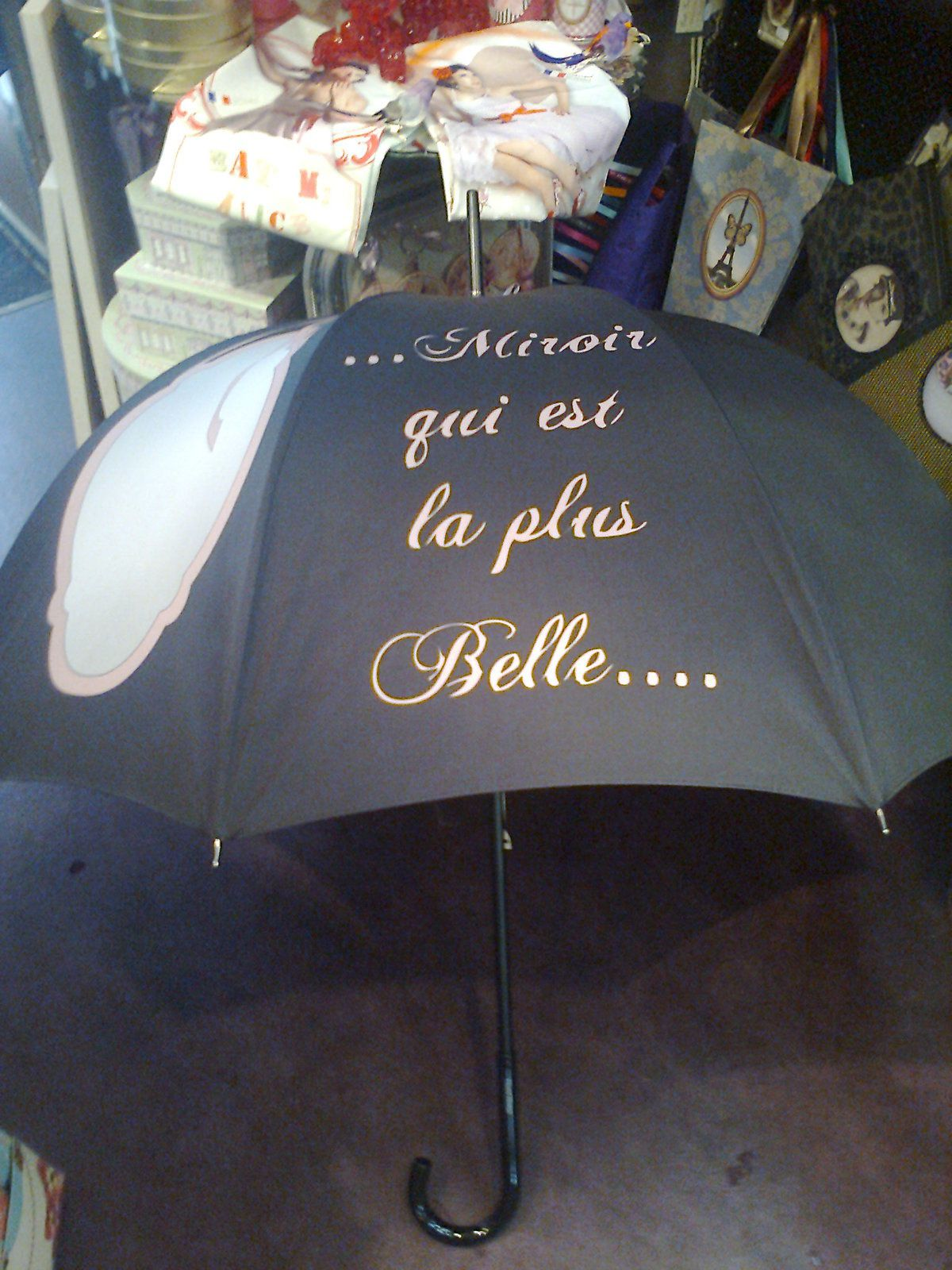 PARAPLUIE CHANTAL THOMASS par GUY DE JEAN