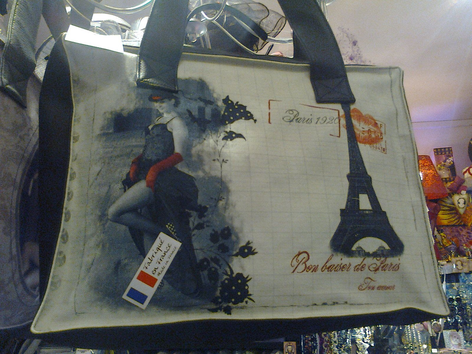 SAC Collection BONS BAISERS de PARIS