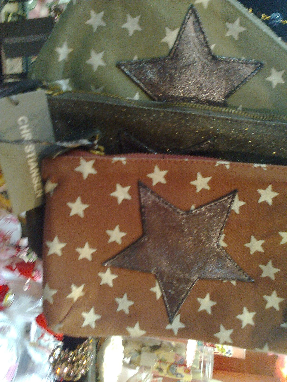 POCHETTE Collection STAR de CHRISTIANSEN
