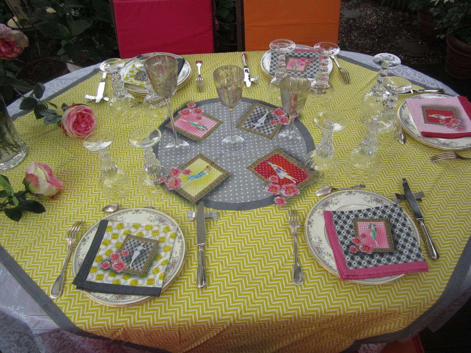 NAPPE Collection PIC NIC CHIC