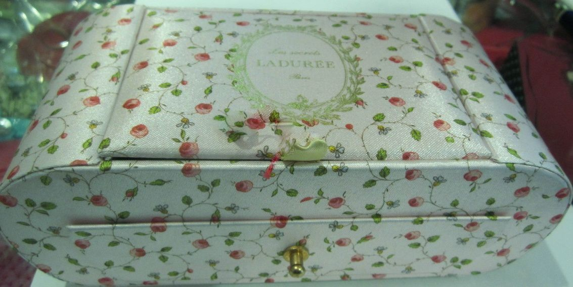 Les Secrets LADUREE par MARK'S Inc.