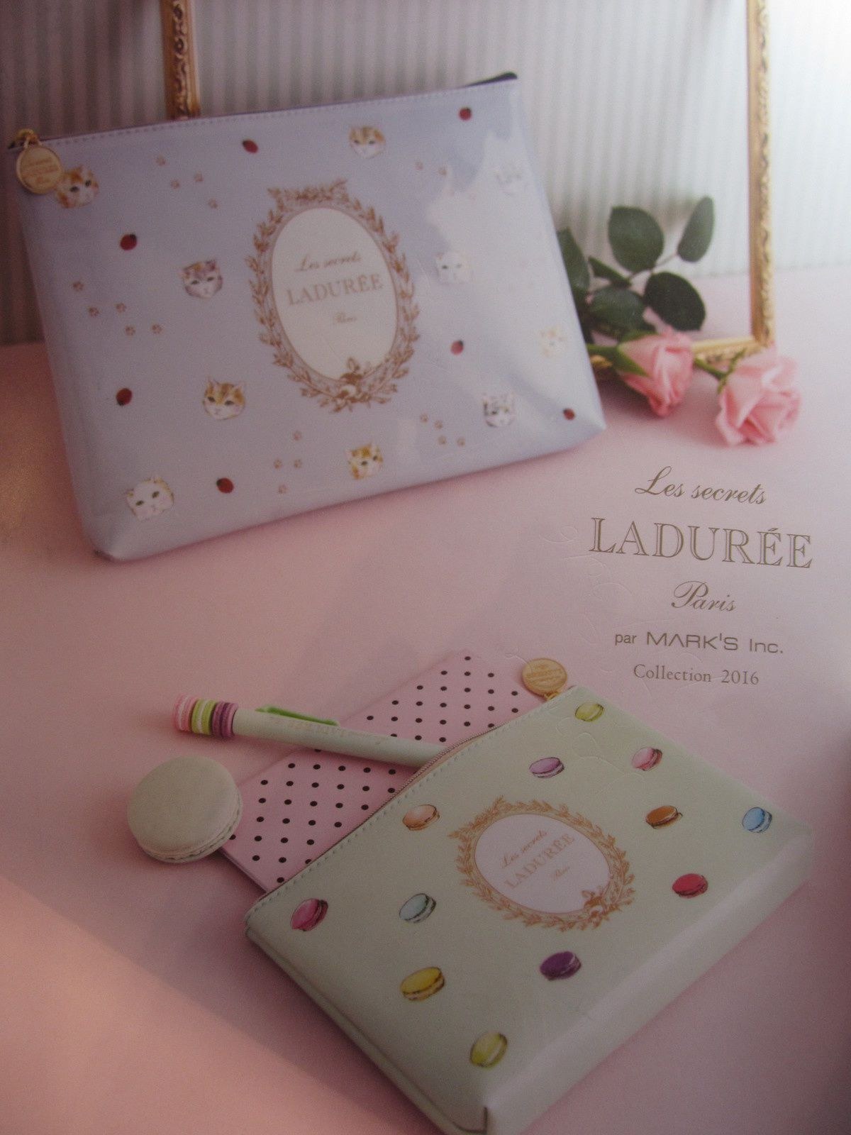 LES SECRETS LADUREE Collection 2016