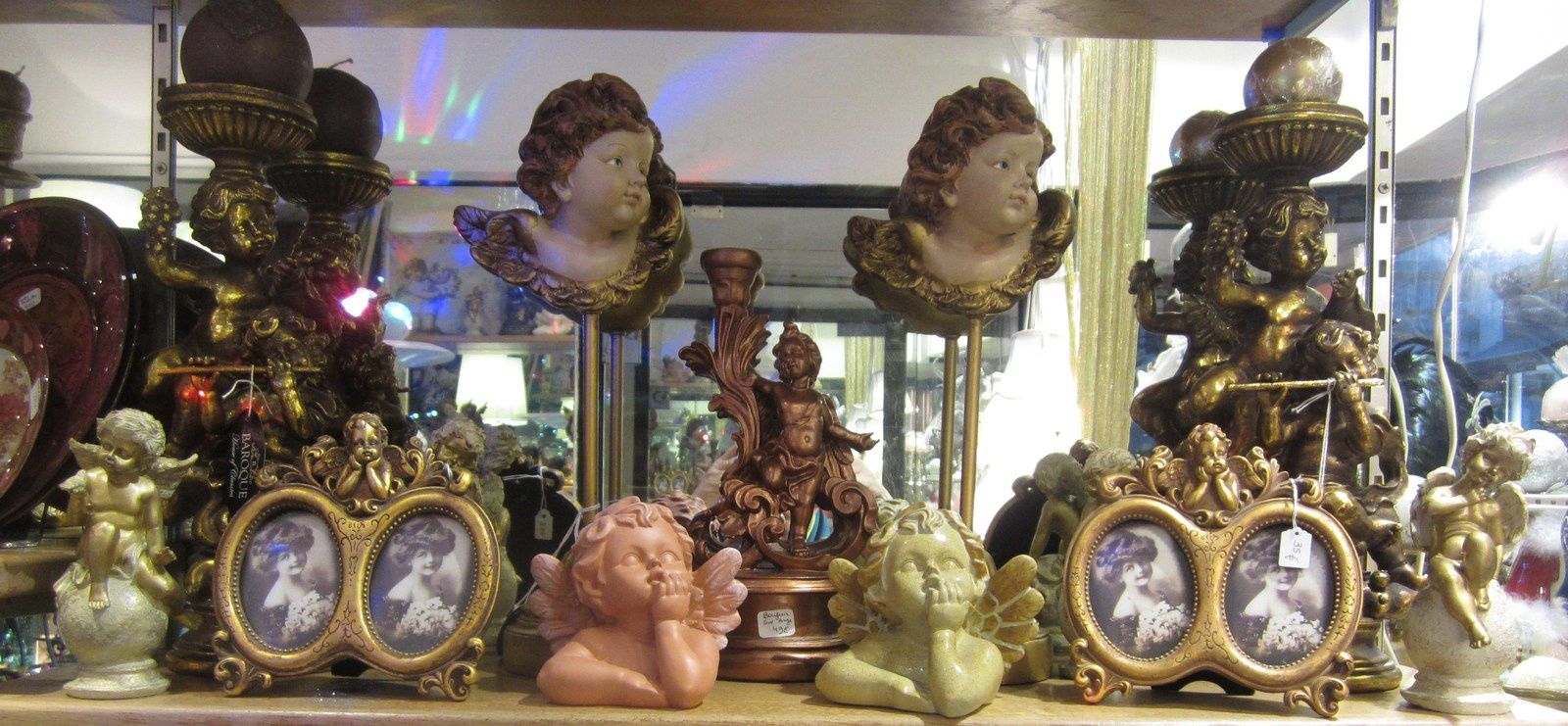 COCO KITSCH et ses ANGES