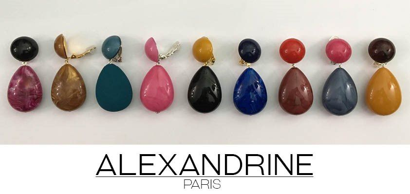 ALEXANDRINE PARIS Collection PRINTEMPS-ÉTÉ 2017