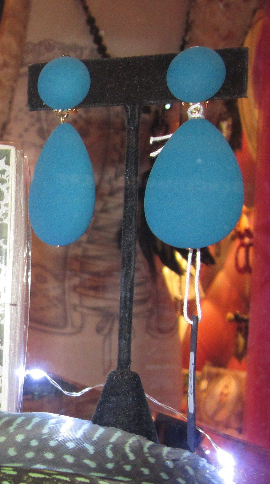 Boucles d'oreilles Collection CUBA d ' ALEXANDRINE PARIS