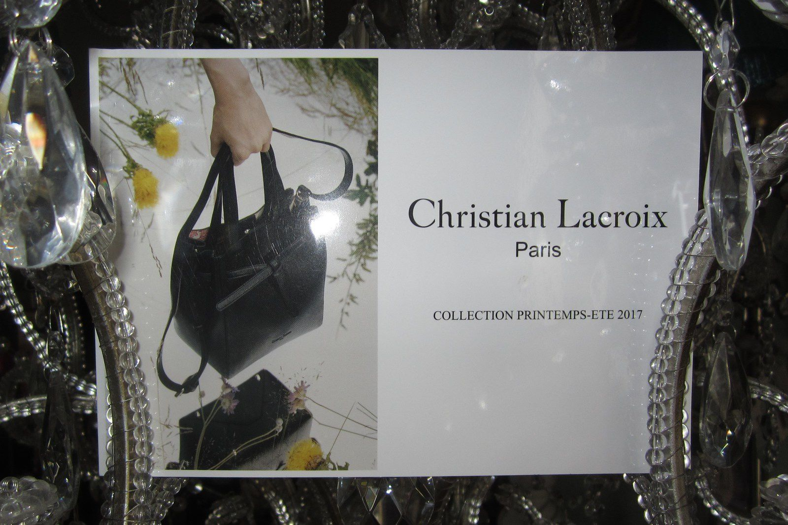 Collection PRINTEMPS-ÉTÉ 2017 de CHRISTIAN LACROIX