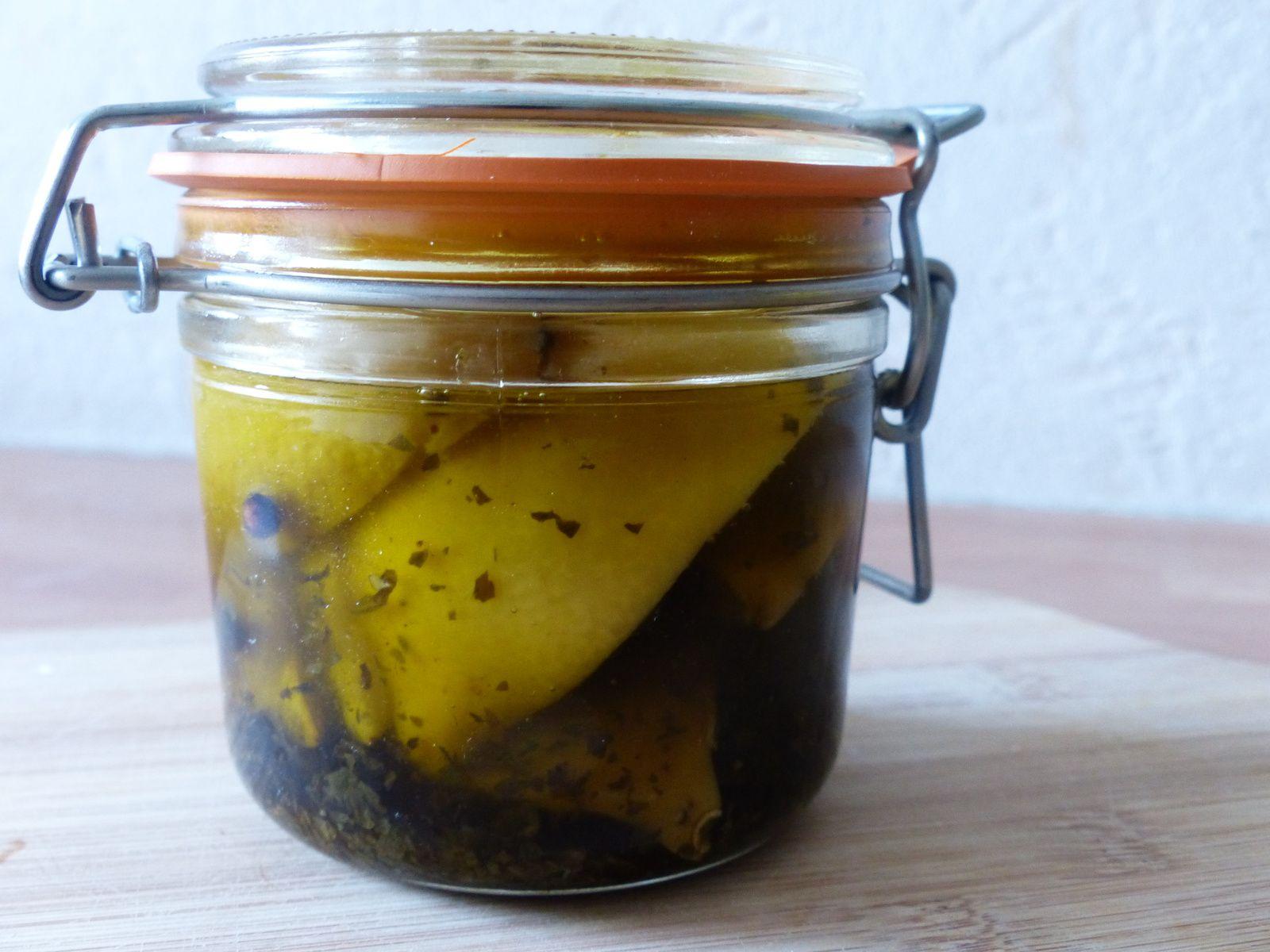 citron confit au sel et l 39 huile d 39 olive dans ma cuisine. Black Bedroom Furniture Sets. Home Design Ideas
