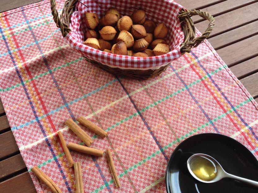 Gourmandises miel et cannelle