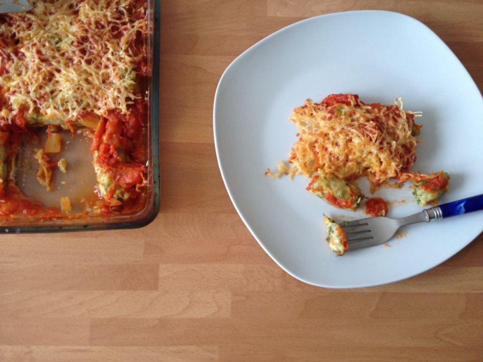 Quenelles d 39 pinards gratin es la sauce tomate dans ma - Specialite lyonnaise cuisine ...