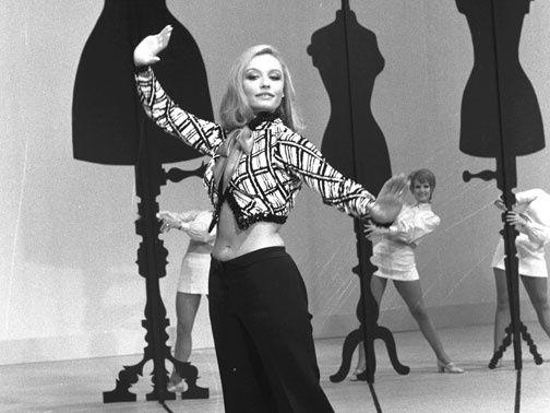 Raffaella Carrà (1971) dalle teche Rai