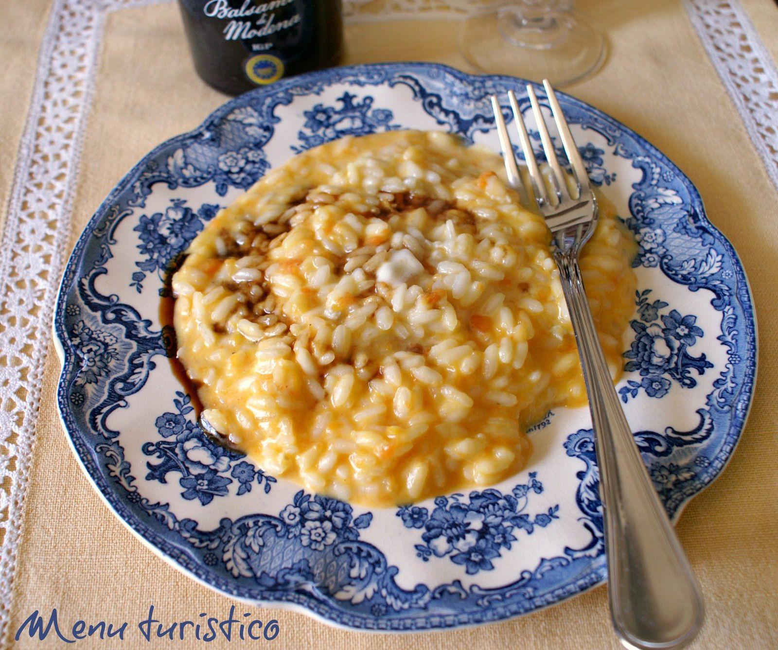 Potere e pathos. Bronzi del mondo ellenistico a Firenze e un risotto con zucca, gorgonzola ed aceto balsamico, delizioso.
