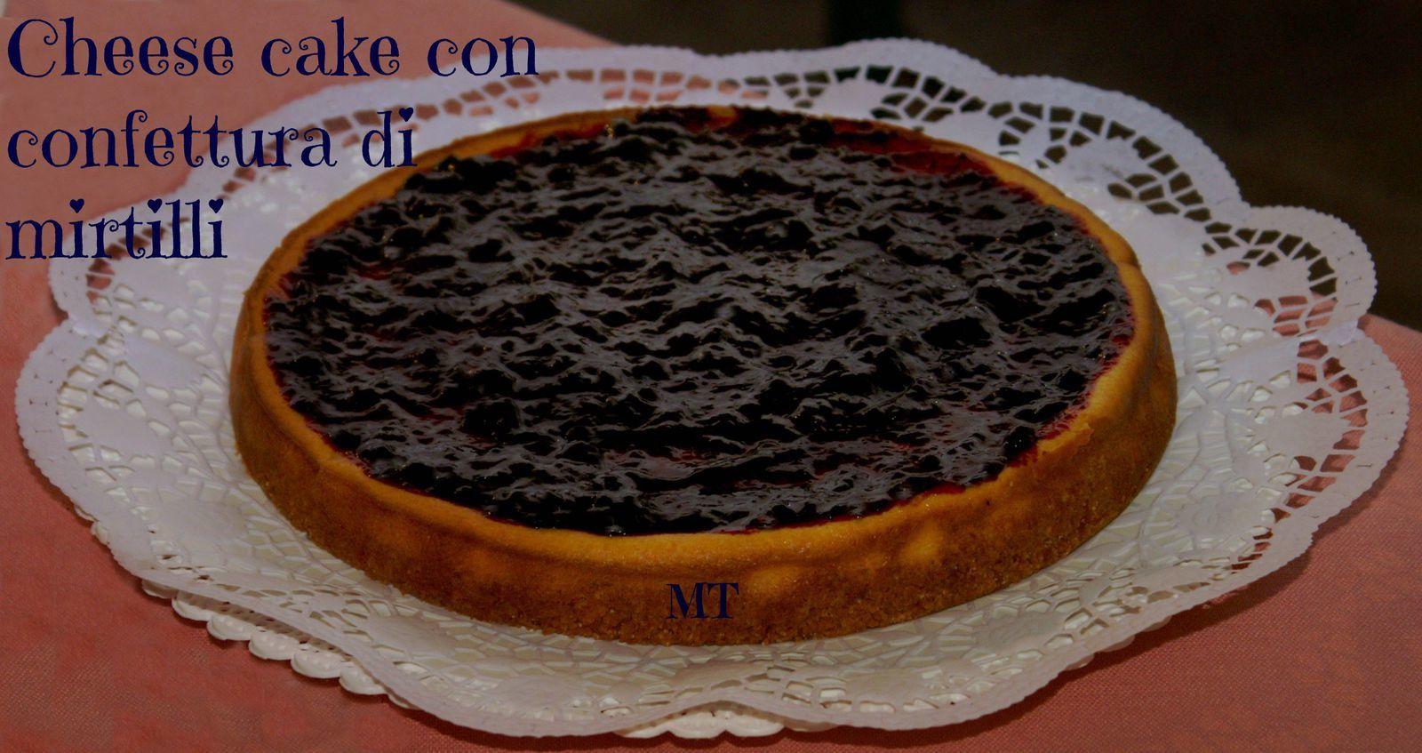 Cheese cake alla confettura di mirtilli e la mostra GUARDANDO ALL'URSS : Realismo socialista in Italia dal mito al mercato