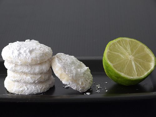 LIME MELTAWAYS - martha stewart. : Doce Doce