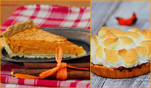 Collage di Pumpkin Pie