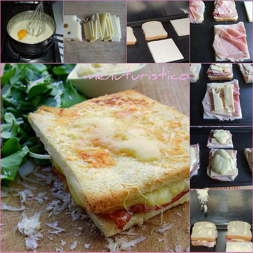 Croque collage