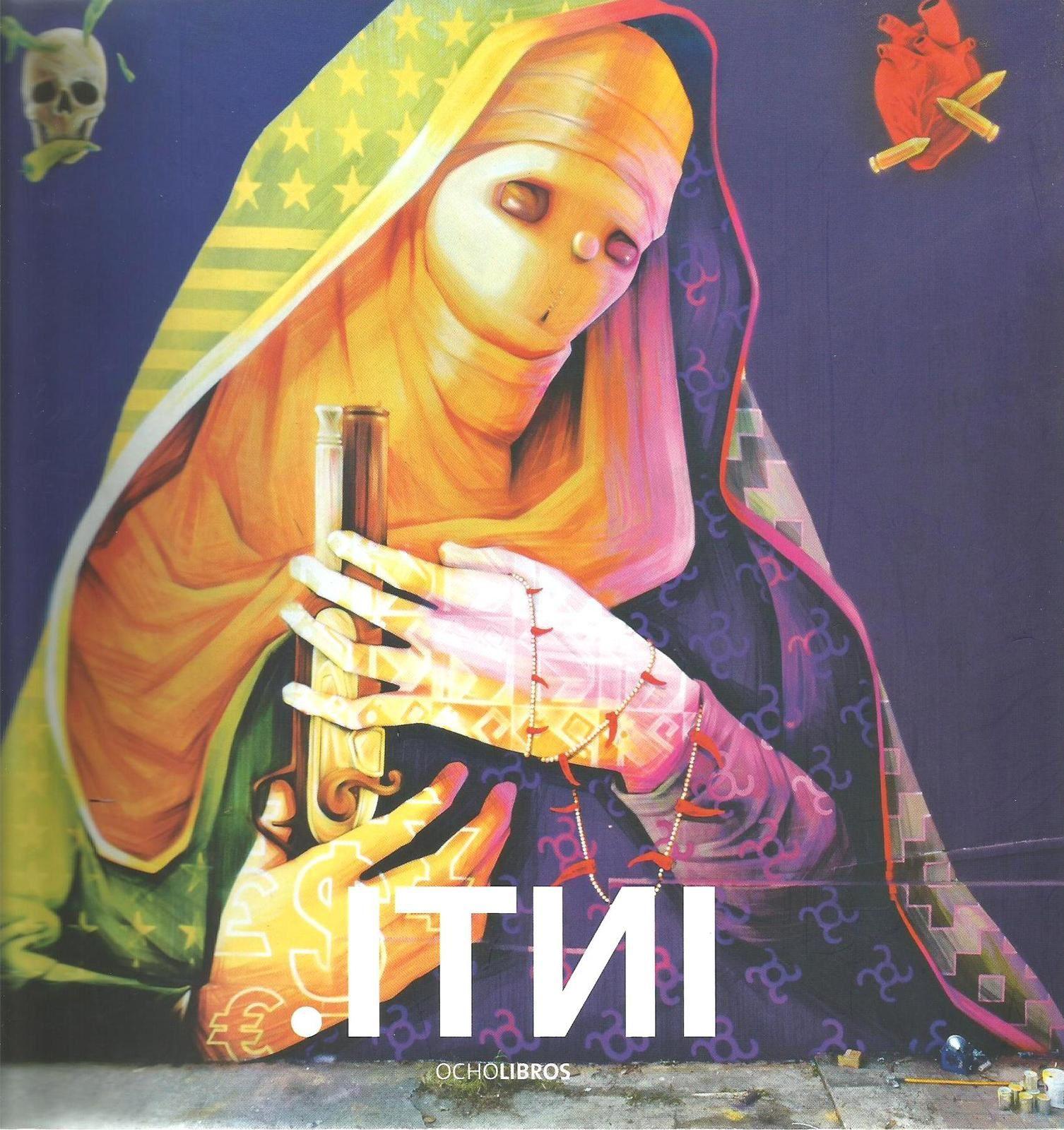 Couverture du livre consacré á INTI, publié par Ocholibros.