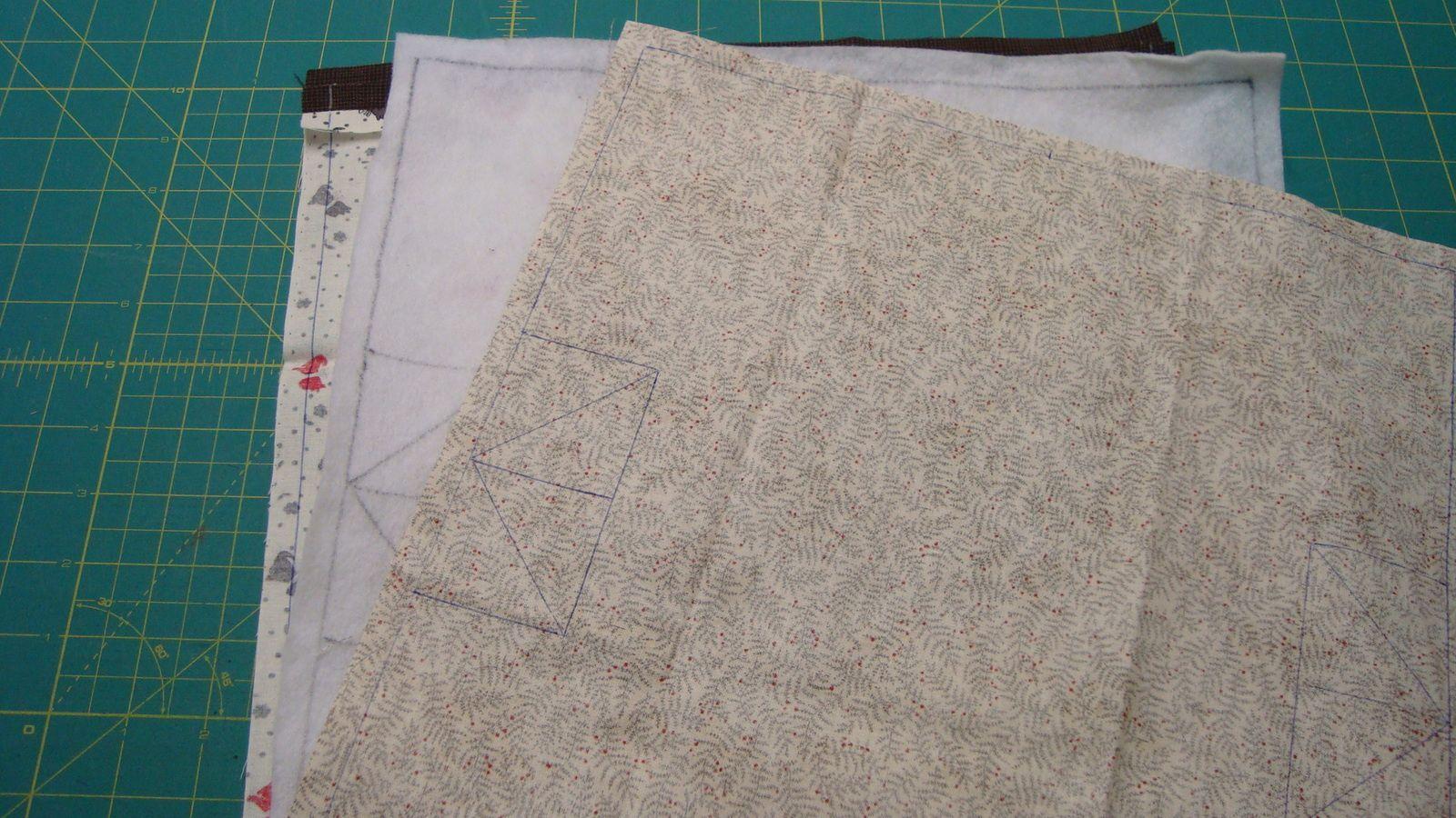 ici c'est le gabarit de la trousse U18 avec 1 cm de marge de couture