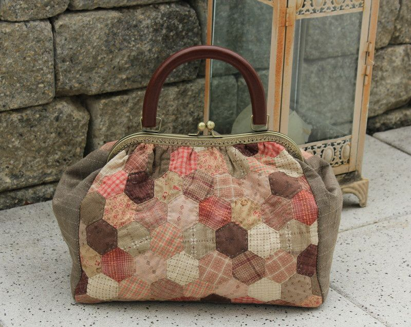 Hexagone Bag