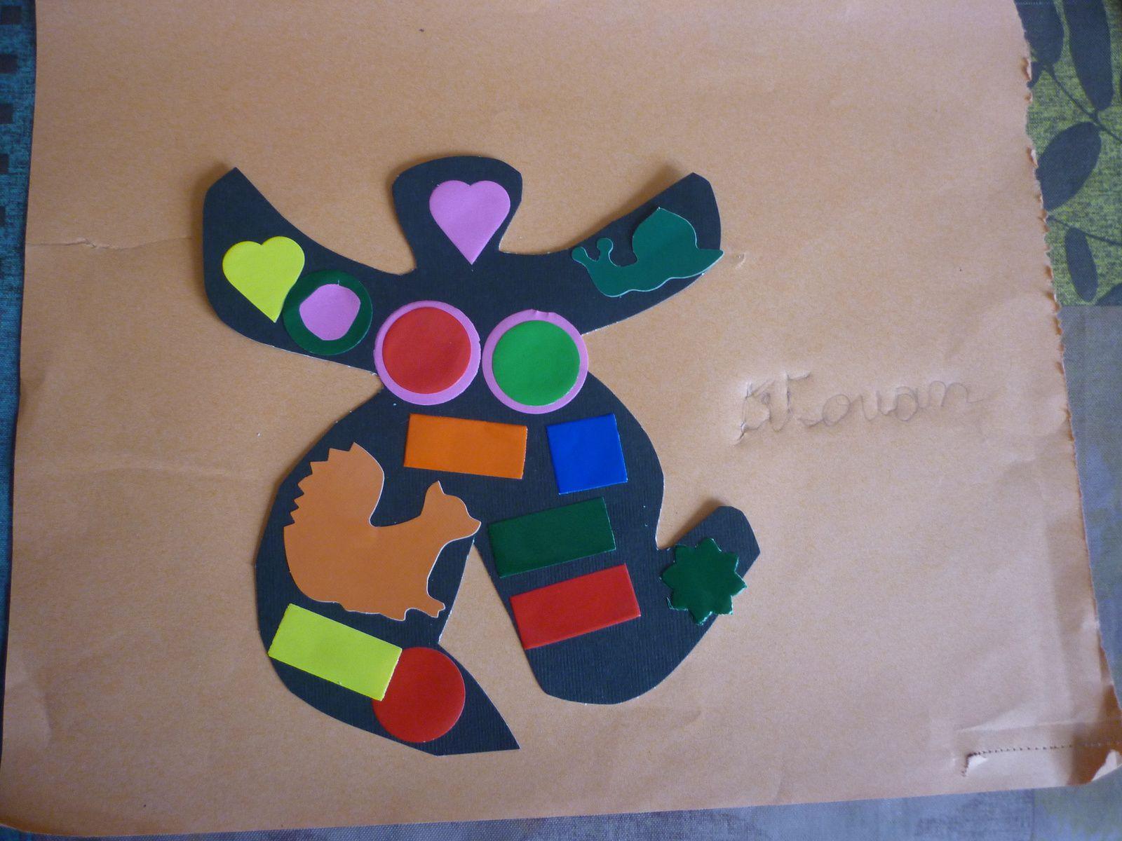 [Chut les enfants lisent #17 ]A la découverte de &quot&#x3B;Niki de St Phalle&quot&#x3B;