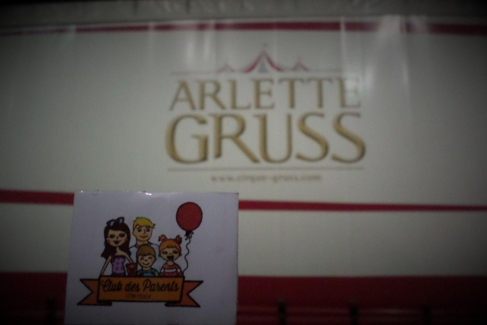 Sortie été 2016 : Le cirque Arlette Gruss à Cabris (06)
