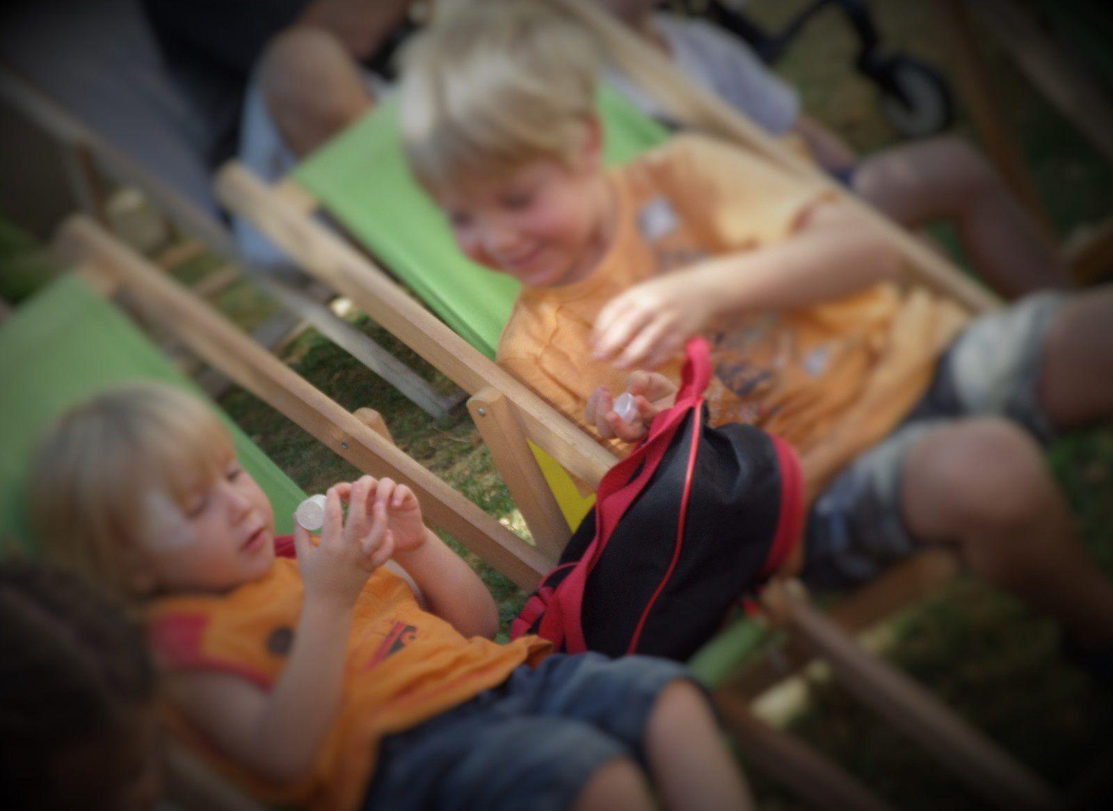 Histoires et comptines pour petites oreilles RDV du 02/08/2016 à Grasse