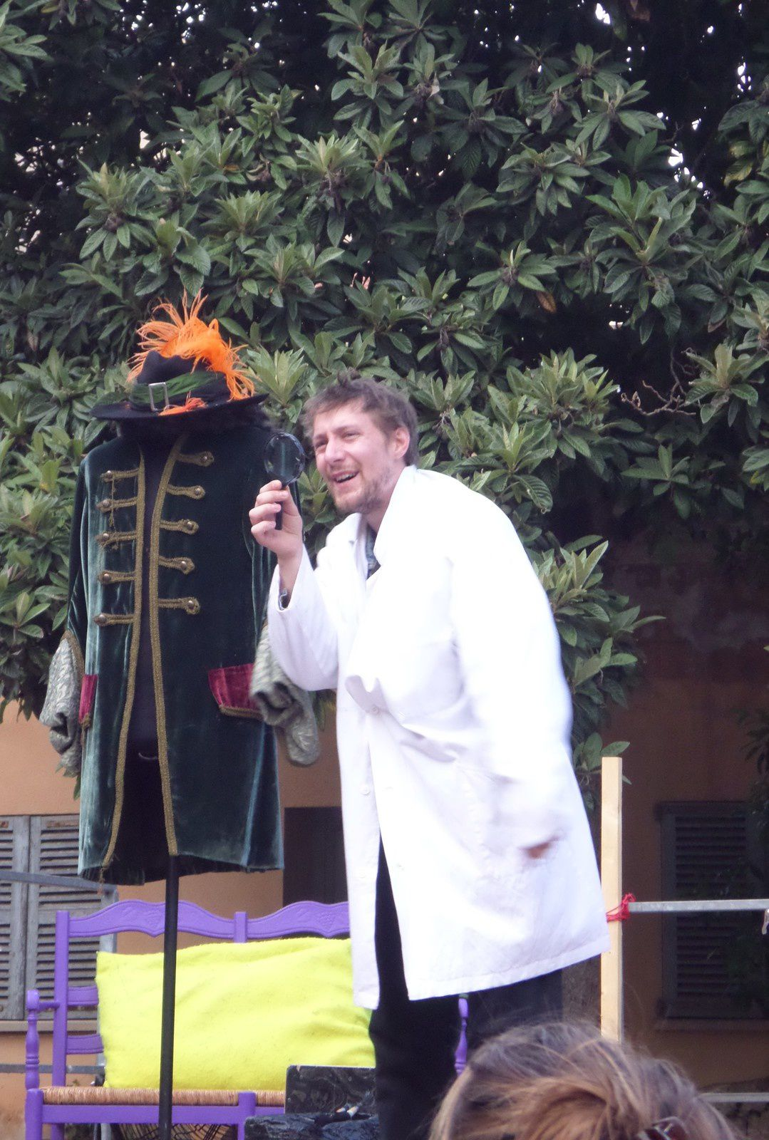 Thèâtre : La cigale et la fourmi et autres fables