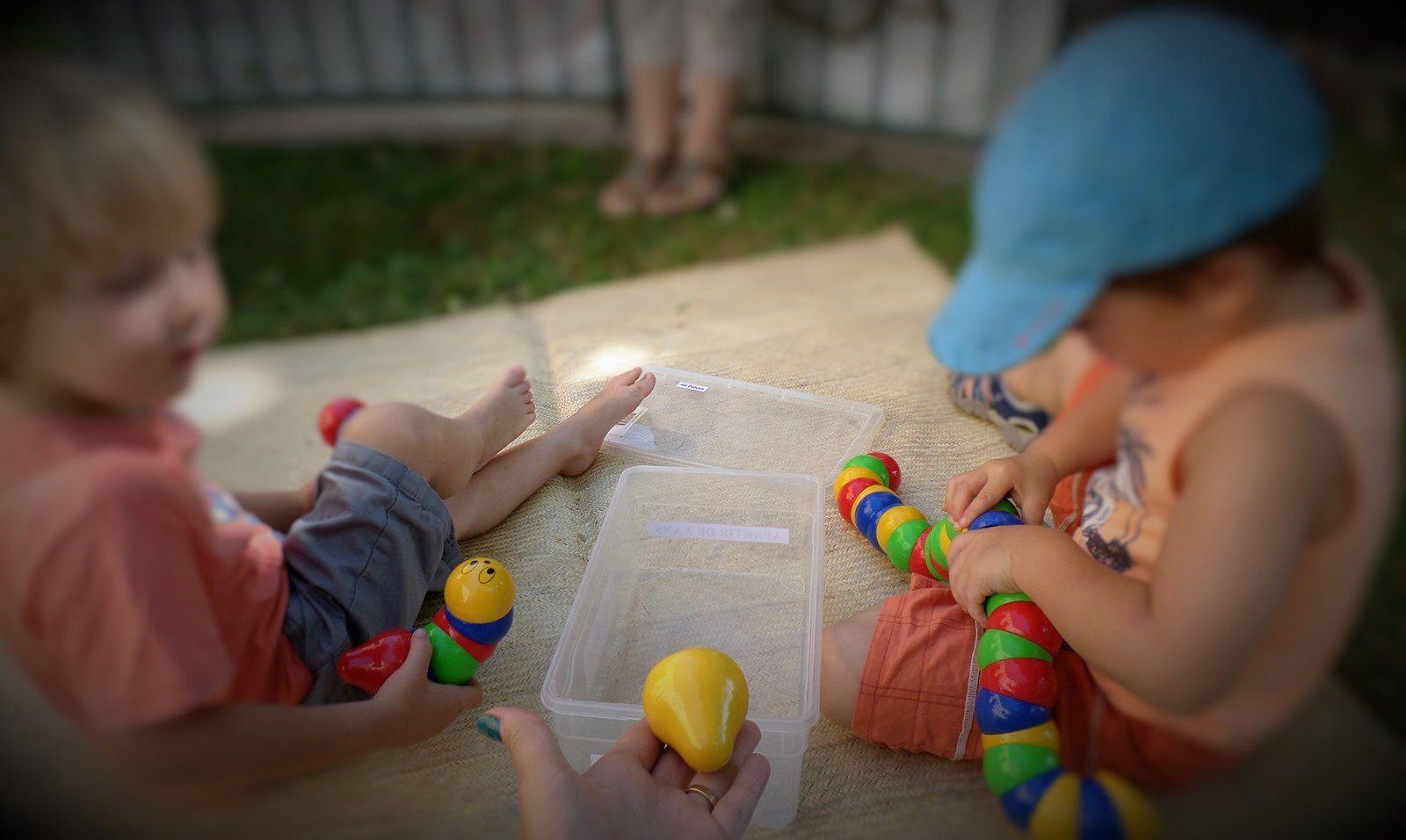 Histoires et comptines pour petites oreilles RDV du 19/07/2016 à Grasse