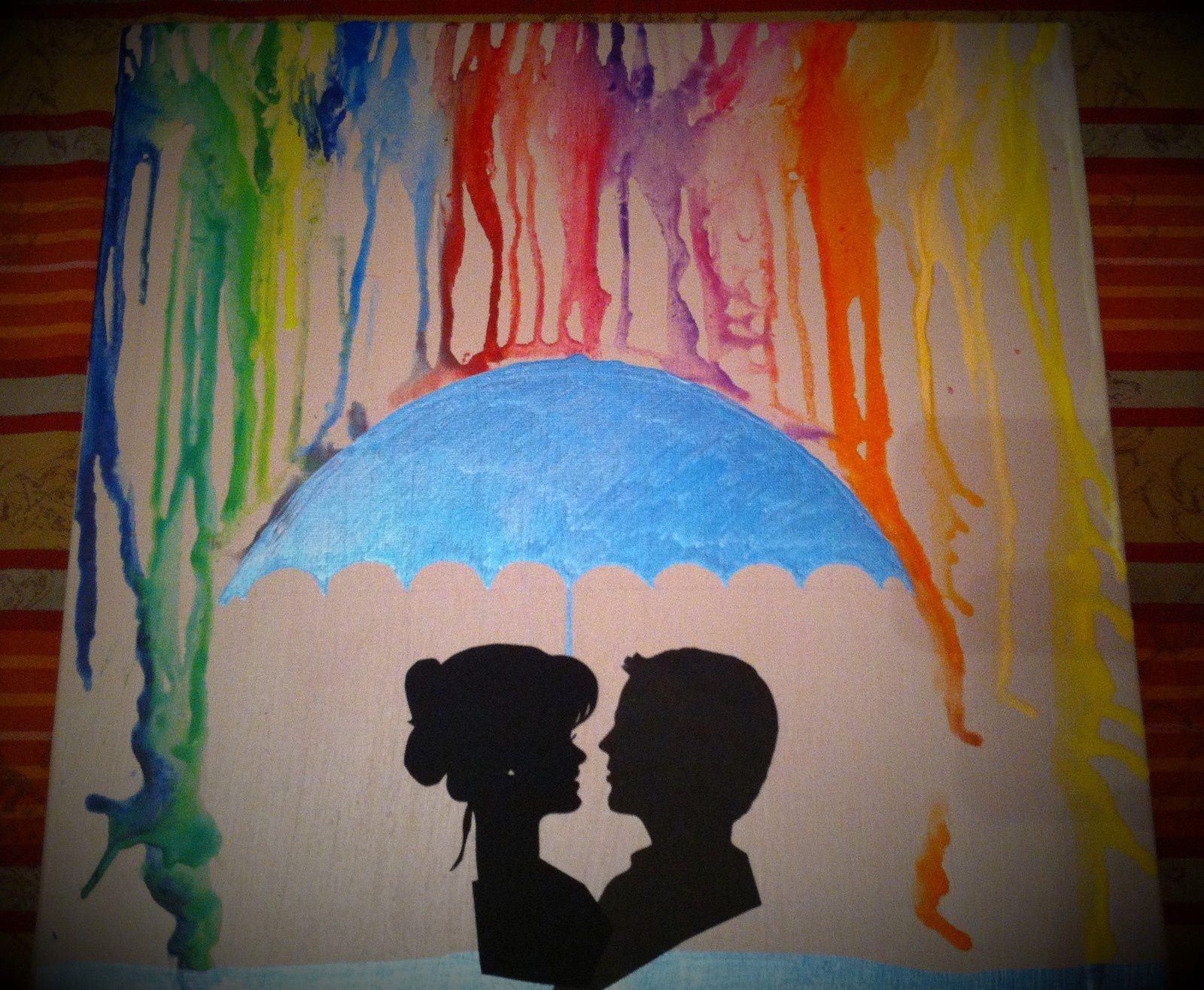 L'art est un jeu d'enfant -2- Réinvente ton arc-en-ciel
