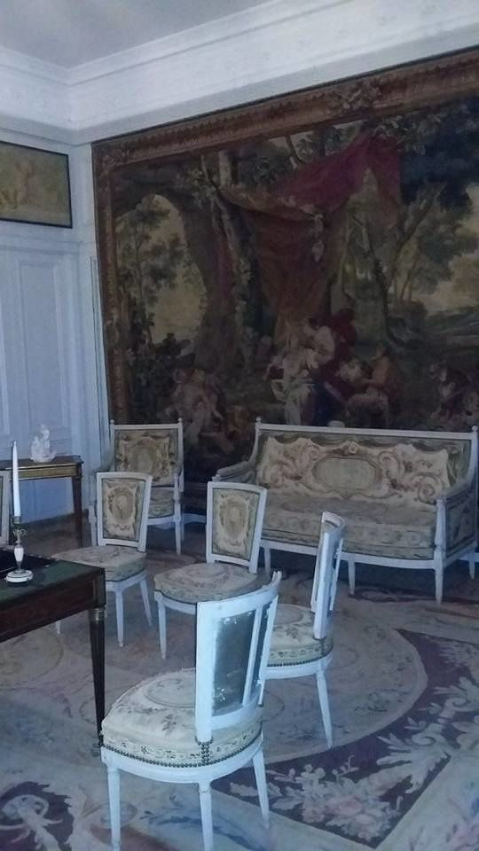 Sortie : Villa Eprussie de Rotchild
