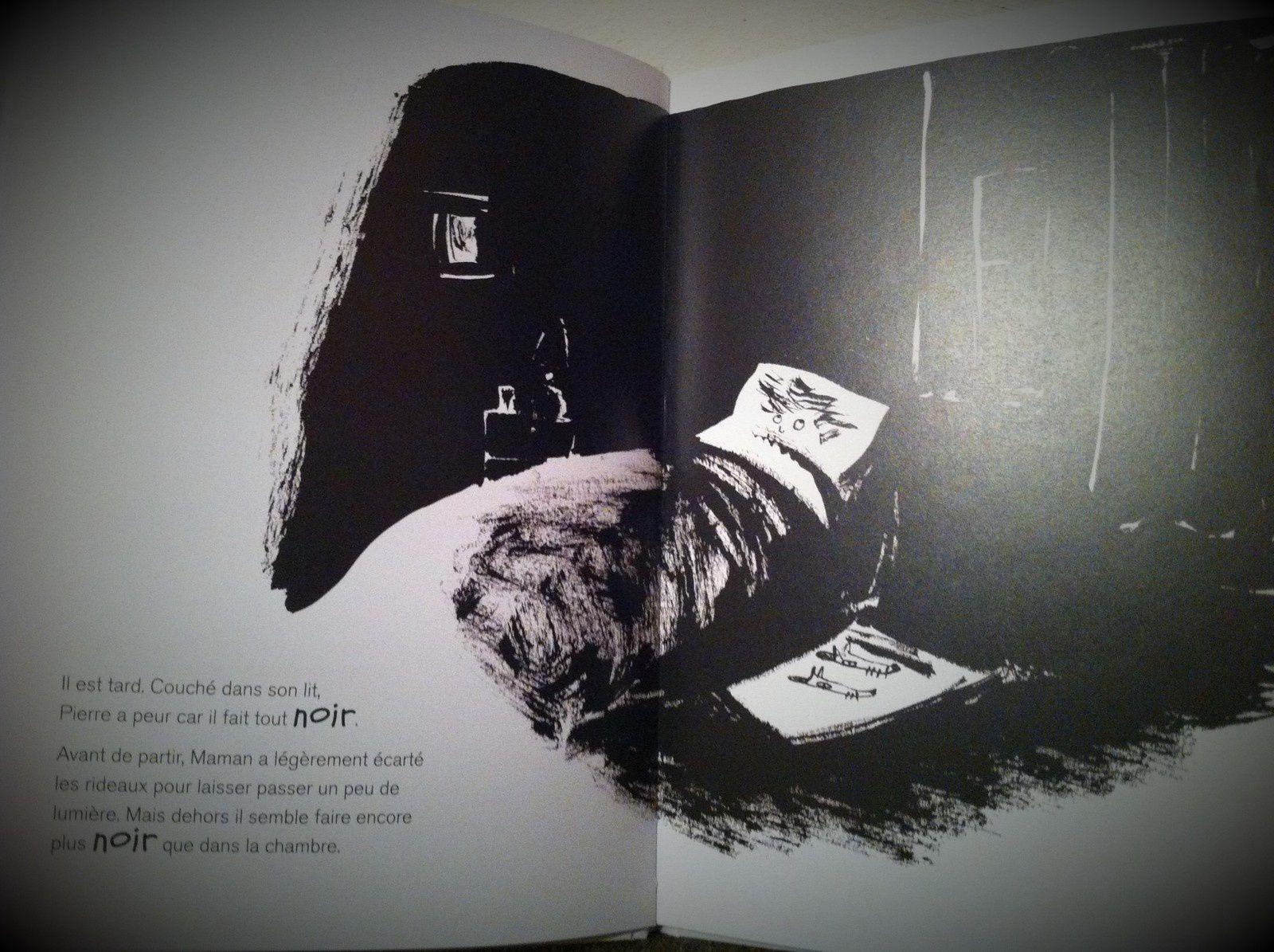 Chut les enfants lisent #84 : Pierre n'a plus peur du noir