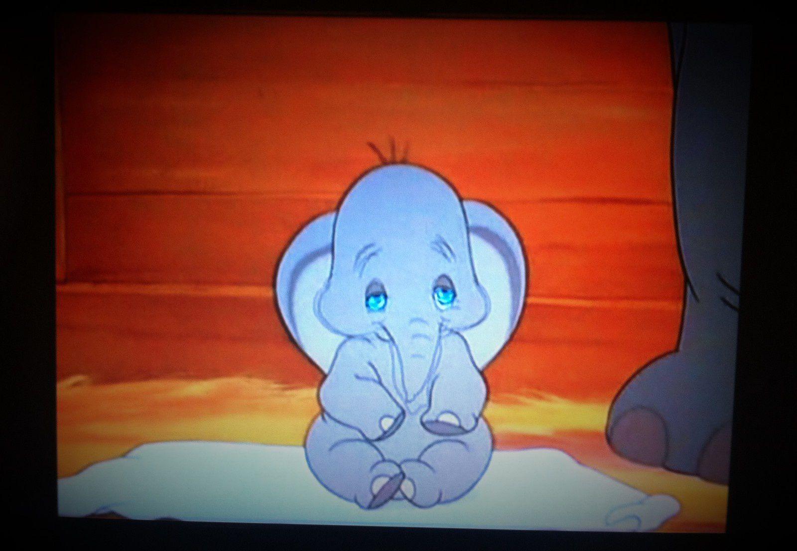 Youpi c'est vendredi challenge Diney - 2- Dumbo