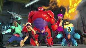 youpi c'est vendredi Challenge Disney 4 - Les nouveaux héros