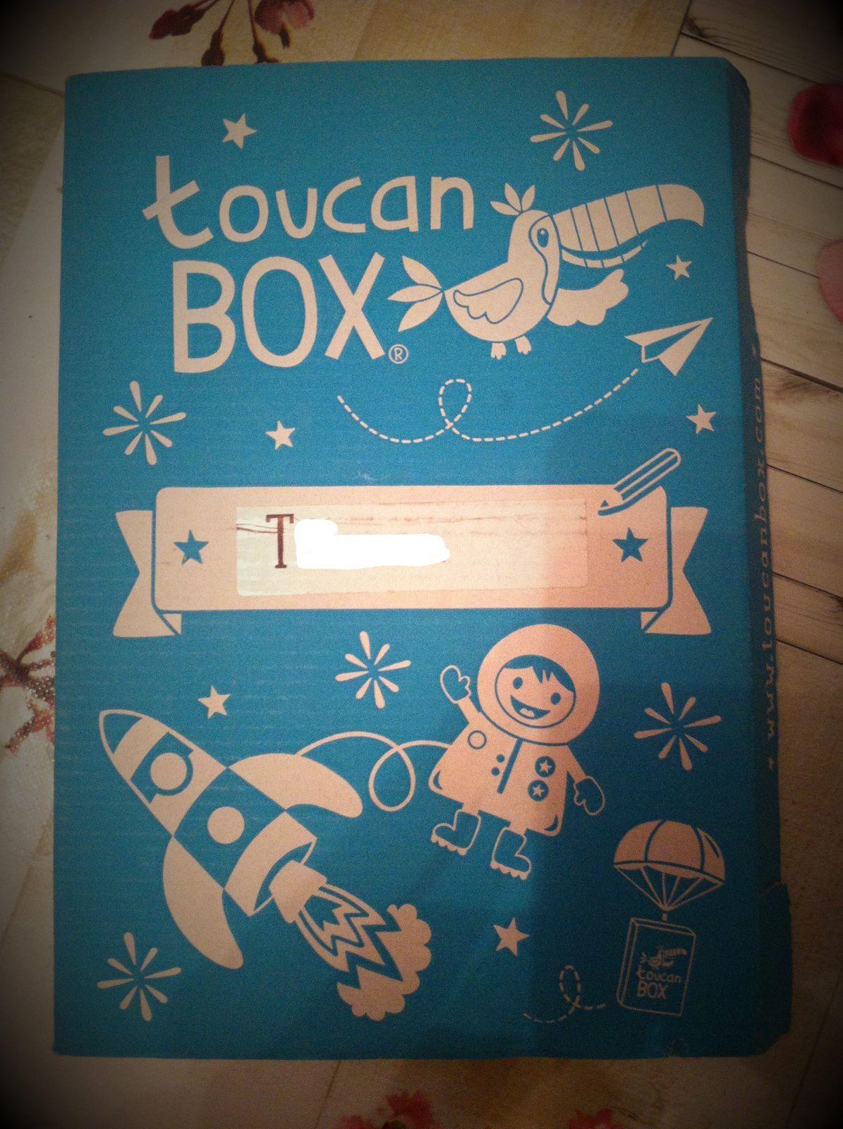 découverte box enfant # toucan box