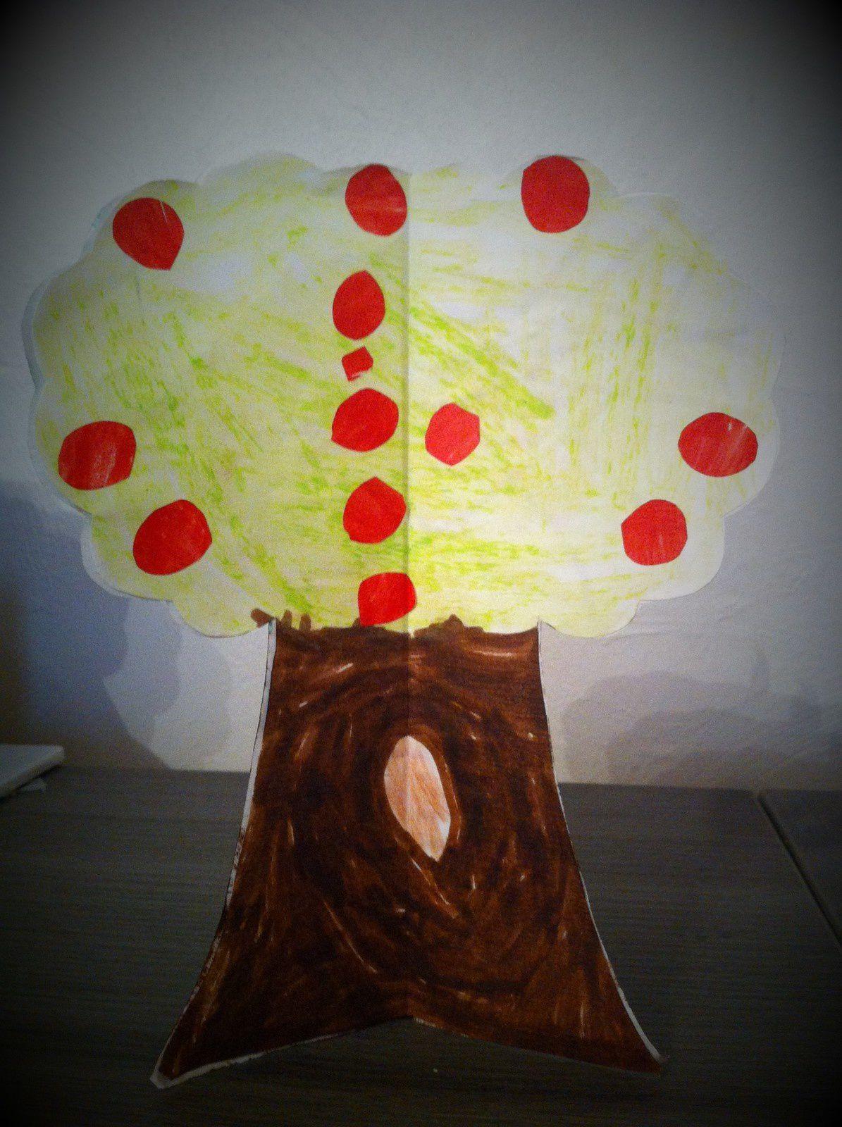 Atelier du mercredi : l'arbre des 4 saisons