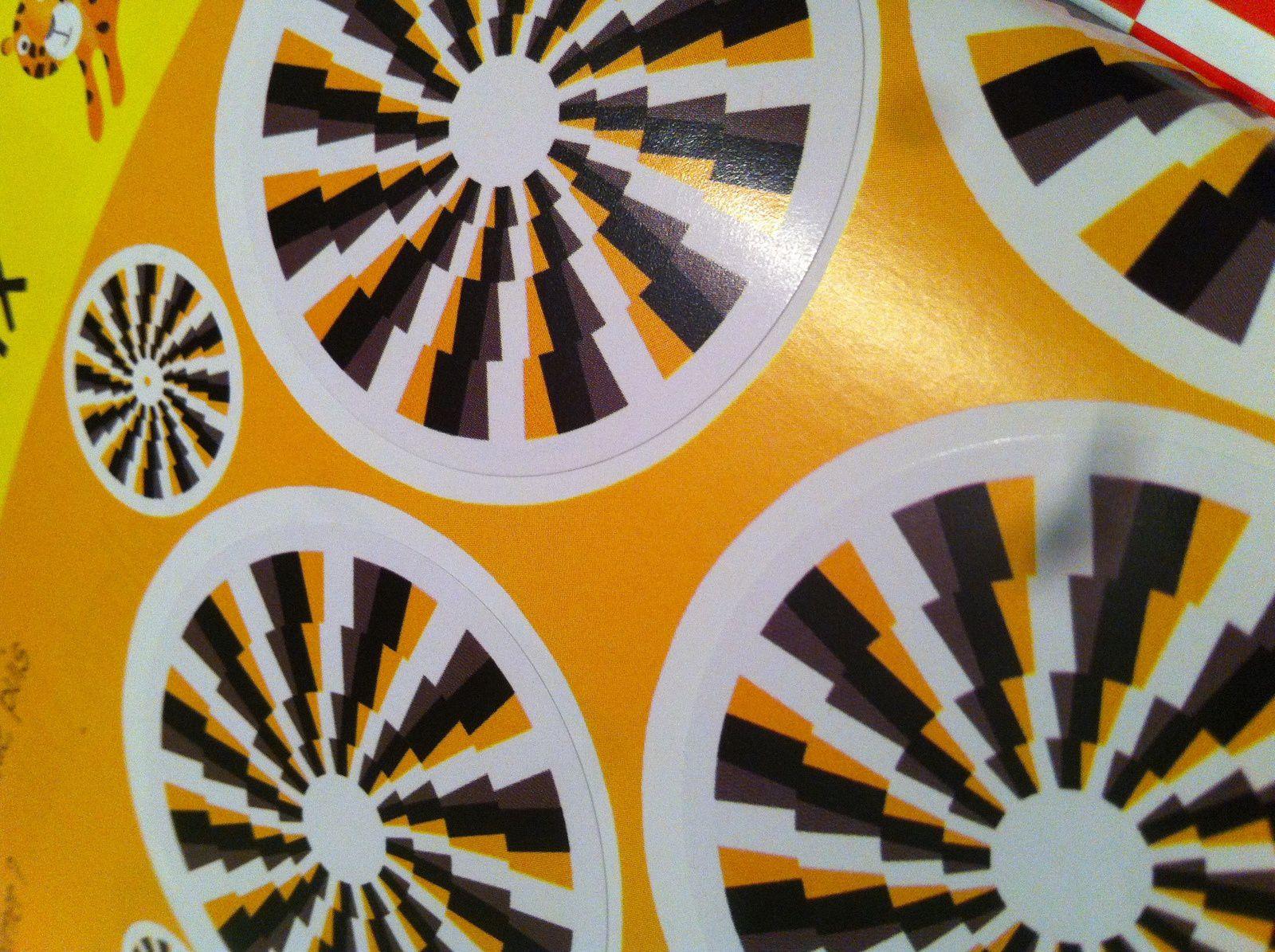 Chut les enfants lisent #97 - Illusions d'optique