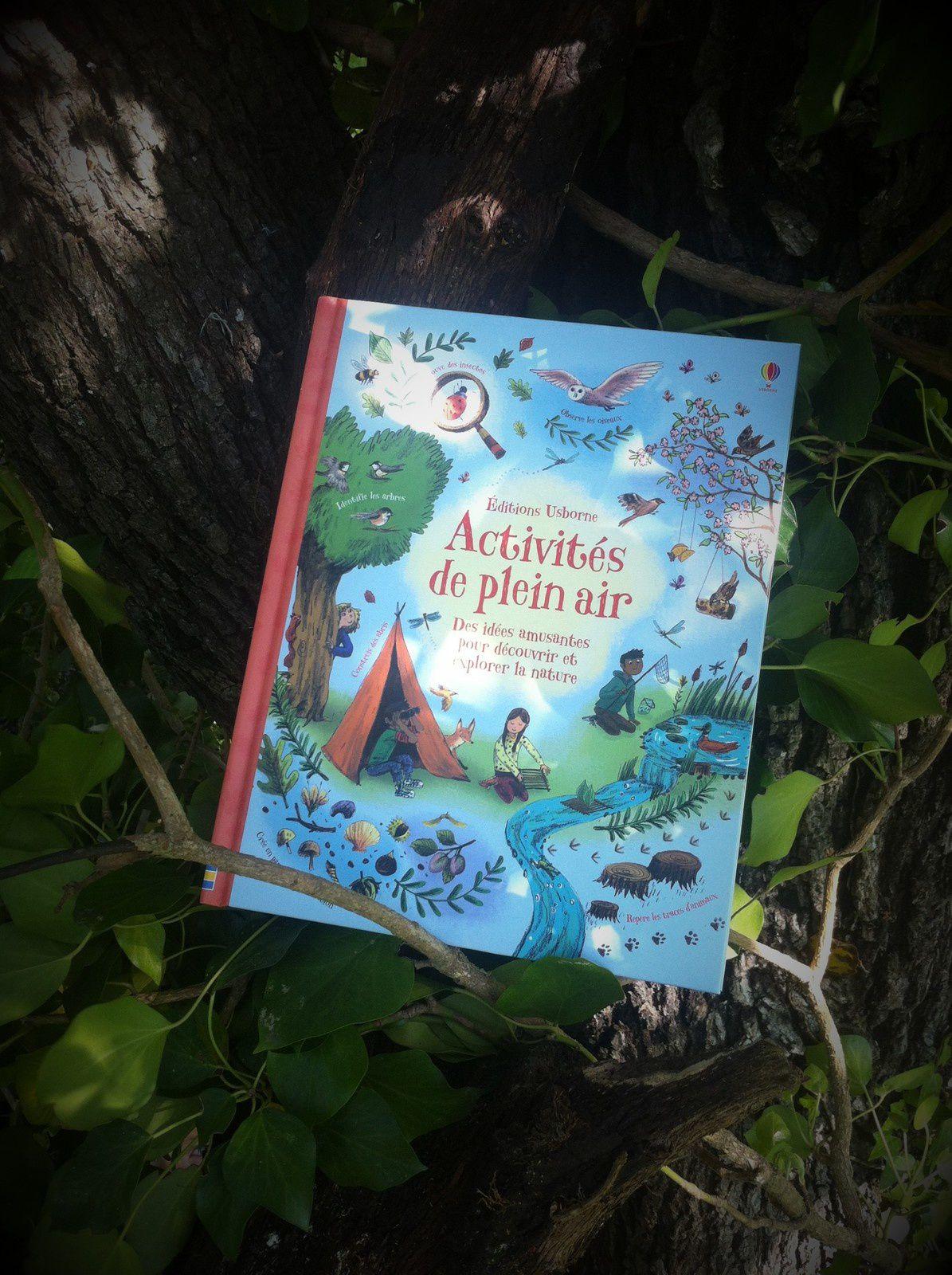 Chut les enfants lisent #107 : Activités de plein air