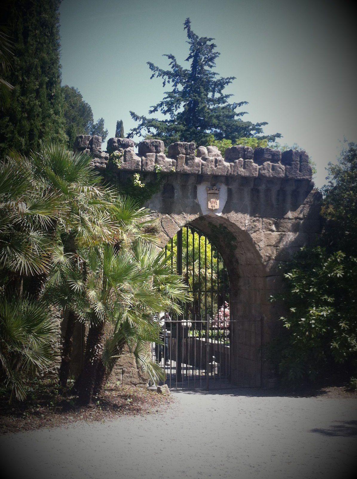 Sortie sympa : visite de la forteresse médiévale de Villeuneuve Loubet (bis)