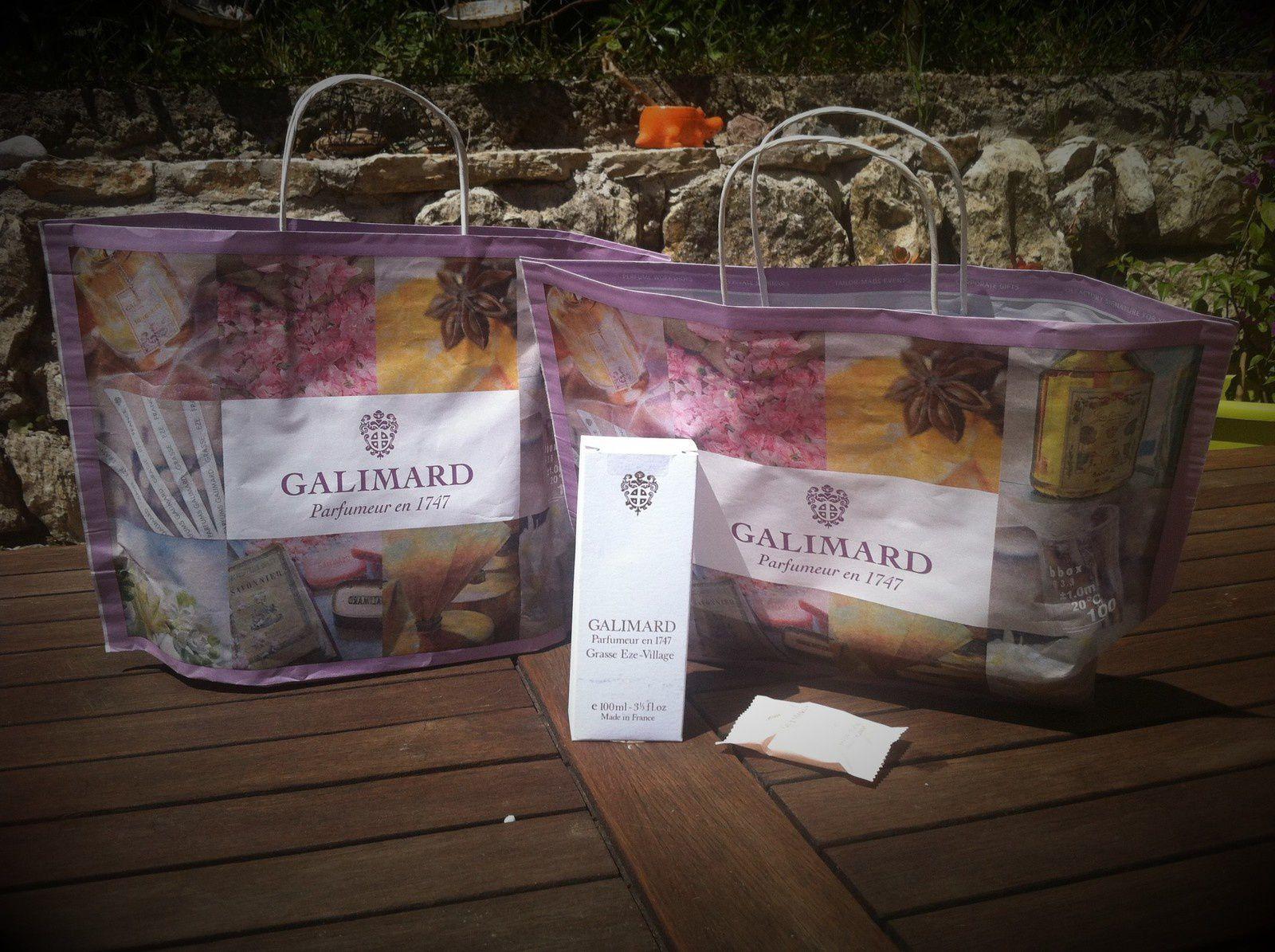 Sortie sympa : Inauguration du Jardin Provençale de la parfumerie Galimard à Grasse le 29.04.17