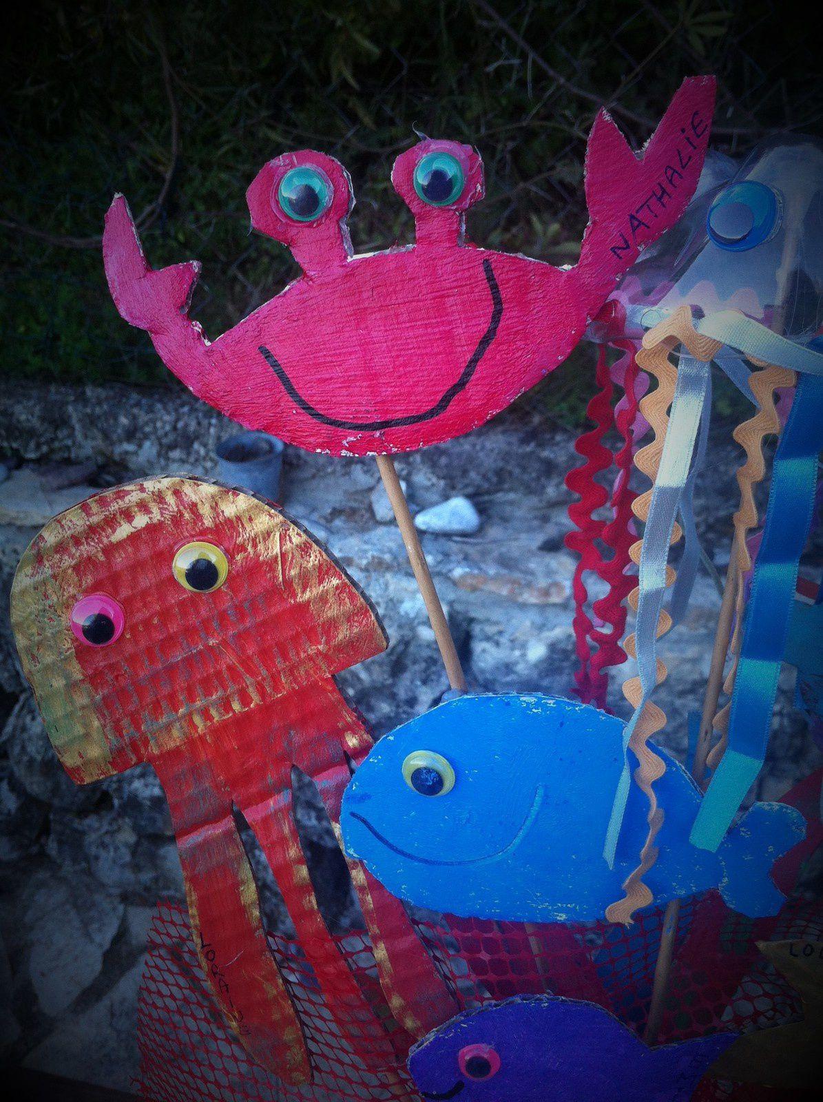 Exposition et concours : notre bidon Princesse de l'océan