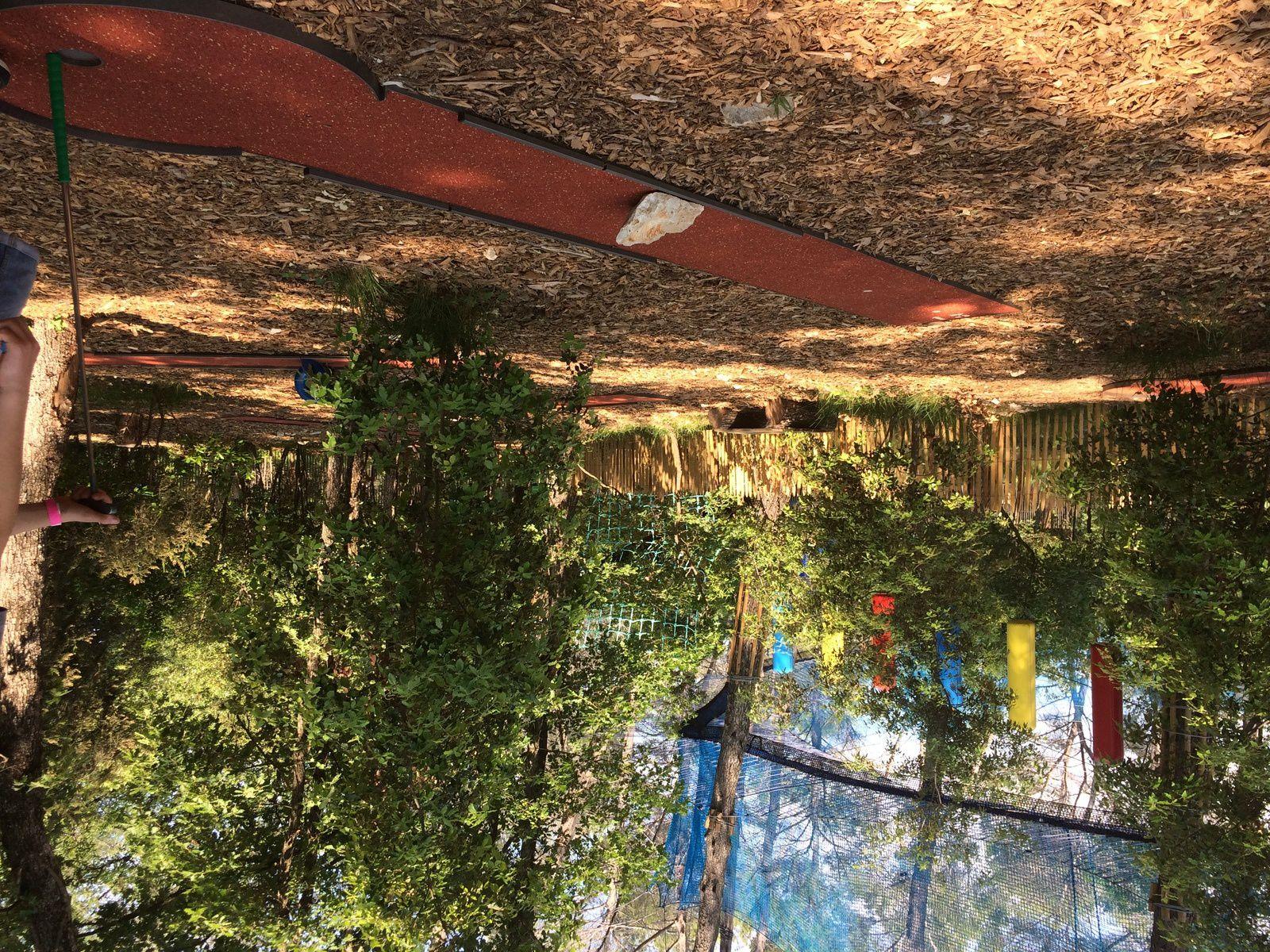 Sortie sympa : le parcabout de montauroux