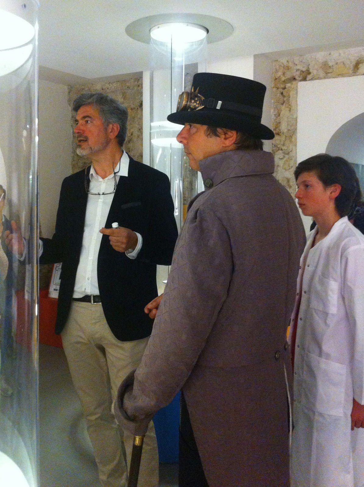 La nuit européenne des musées édition 2017 au MIP et au MAHP de Grasse
