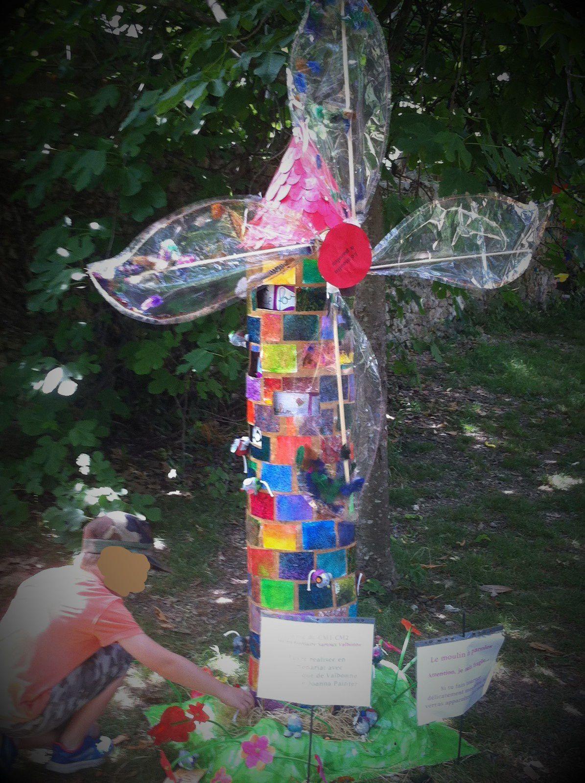 Sortie sympa : Festival Arts Plastiques Enfants &quot&#x3B;FAPE&quot&#x3B; à Mouans Sartoux- thème ca bouge